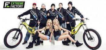 Команда Extrem Factory Pro Team