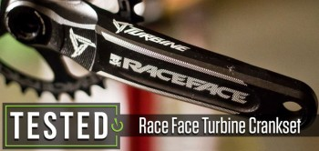 Тест Race Face Turbine